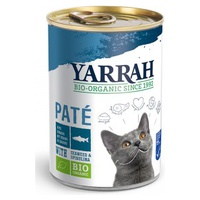 Pasztet rybny ze spiruliną i wodorostami dla kotów