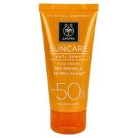 Crema Solar Facial Antimanchas SPF50
