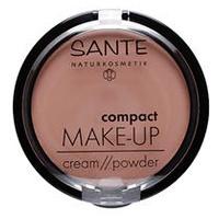 Maquillaje compacto polvo-crema 03