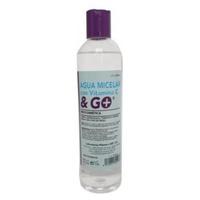 Agua Micelar con Vitamina C
