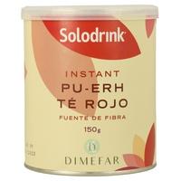 Solodrink Red Tea Pu Erh Pot