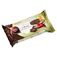 Tortitas de Arroz, Chocolate y Leche Sin Gluten