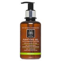 Reinigungsgel für fettige Haut / Mischhaut mit Propolis und Zitrusfrüchten