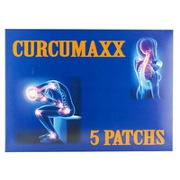 Curcumaxx patches