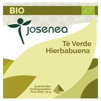 Té Verde Hierbabuena Bio