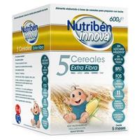 Papilla Innova 5 Cereales Extrafibra