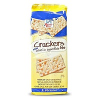 Crackers Non Salati (In Superficie)