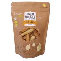 Bâtonnets au Sésame Sans Gluten Bio Vegan
