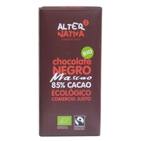 Cioccolato 85% Cacao Mascao Bio