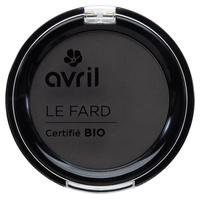 Sombra para os olhos Mat cinza carvão - certificado orgânico