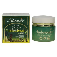 Crema Nutritiva Jalea Real + Aloe Naturandor