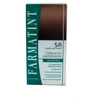 Farmatint Gel 5R (Color Castaño Claro Cobrizo)