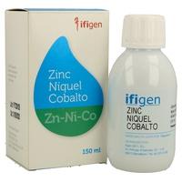 Zinc,Niquel y Cobalto (Zn-Ni-Co) Oligoelentos
