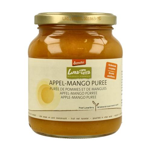 Puré de Manzana y Mango