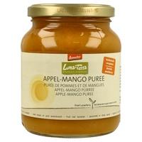 Apple and Mango Puree