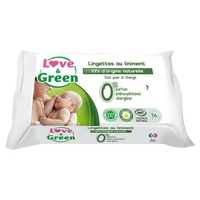 Love & Green Lingettes au Liniment x56