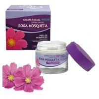 Crema Facial Noche de Rosa Mosqueta