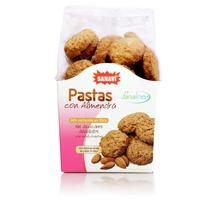 Pastas De Almendras Sin Azúcar Añadido - Sanalínea