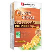 Forté Royal Gelée Royale BIO 2000 mg