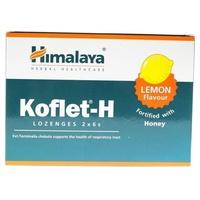 Koflet-H (sabor a limón)