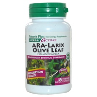 Ara-Larix 7 hoja de olivo
