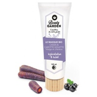 Organic blackcurrant carrot face & hair mask - Hydrating