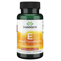 Vitamin E Mixed Tocopherols 200 IU