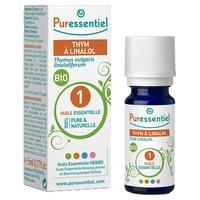 Tomillo linalol aceite esencial bio