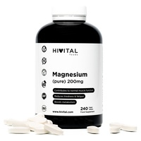 Pure magnesium 200 mg from Magnesium Citrate
