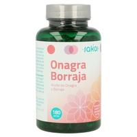 Aceite de Onagra y Borraja