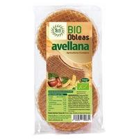 Obleas de Avellana Bio