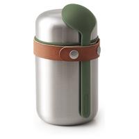 Food Flask Olive