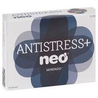 Antistress Plus 30 cápsulas de Neo Vital Health