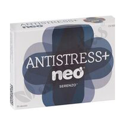 Antistress Plus 30 cápsulas de Neo Vital Health