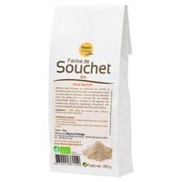 Organic nutmeg flour