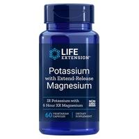 Potassium avec magnésium