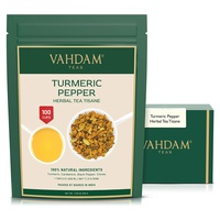 Tisane Turmeric Pepper Herbal Tea