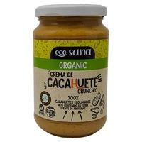 Beurre d'arachide croquant biologique