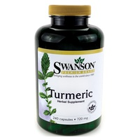 Curcuma, 720 mg