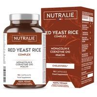 Complexe de levure de riz rouge Nutralie