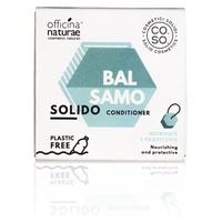 Linea CO.SO Cosmetici Solidi- Bálsamo nutritivo y protector con nuez y avena