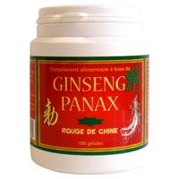 Ginseng Panax Vermelho