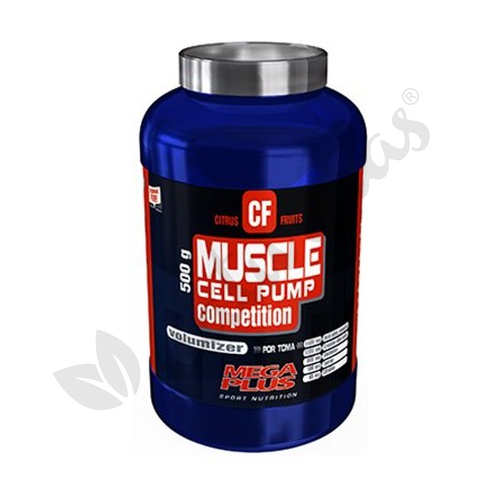 Muscle Cell Pump 500 gr de Mega Plus