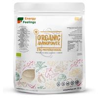 Organic Aminopower supershake 77% vegetable protein