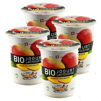 Pack Yogur sin lactosa Mango Bio