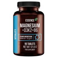 Magnesio + D3K2 + B6