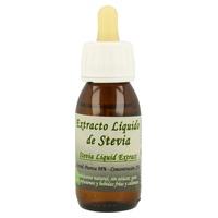 Stevia Extracto Liquido-Envase de Cristal con Pipeta Dosificadora