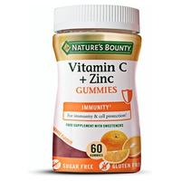 Vitamin C + Zinc Gummies