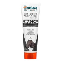 Botanique whitening charcoal and black seed oil toothpaste