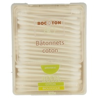 Organic Cotton Ear Swabs